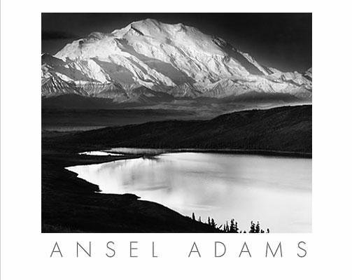 Monte McKinley Ansel Adams