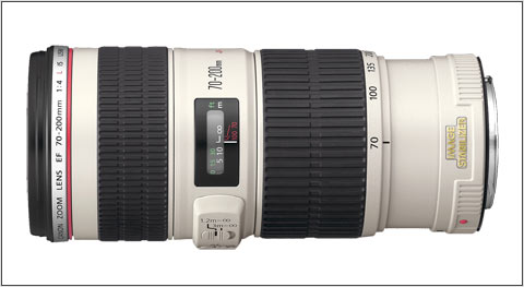 Canon 70-200 f4 IS