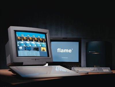 Flame Octane discreet