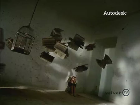 Autodesk demoreel 2006