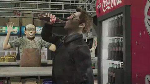 Coca-Cola y Grand Theft Auto