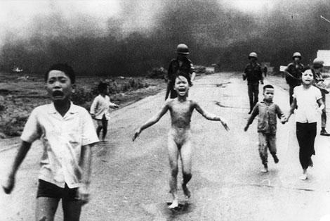 La niña del Vietnam, de Nick Ut