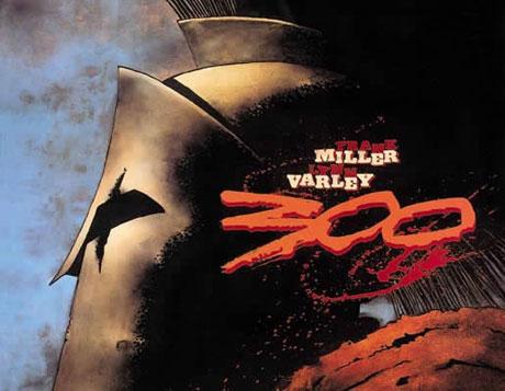 300, película basada en el comic de Frank Miller