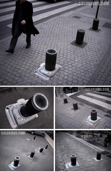 Canon s1 publicidad
