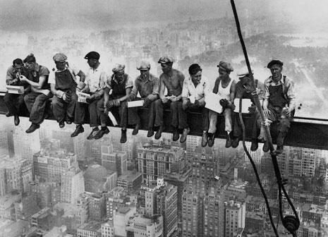 Historia de la seguridad industrial.