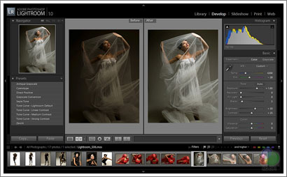 Adobe Photoshop Lighroom 1.0