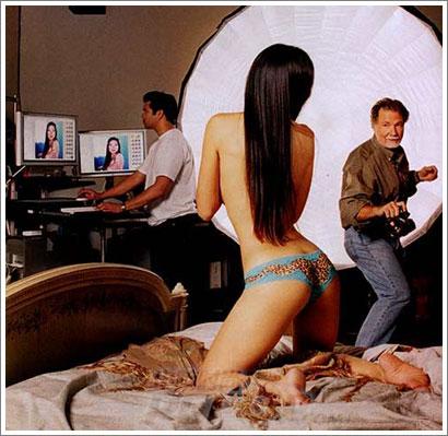 Stephen Wayda - Fotografo Playboy