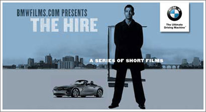 The Hire, BMW films