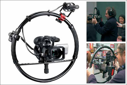 Fig Rig, estabilizador de camara de Manfrotto
