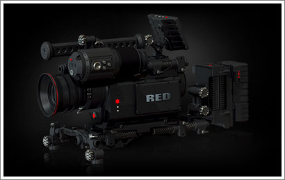 Red One, de Red Digital Cinema