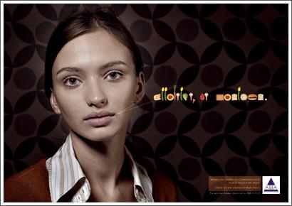 Campaña contra la anorexia