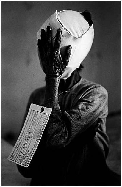 El rostro de Vietnam, de Philip Jones Griffiths