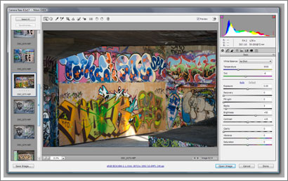 Adobe Camera Raw 4.1 para Photoshop CS3