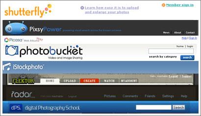 Utilidades y recursos fotograficos en la red