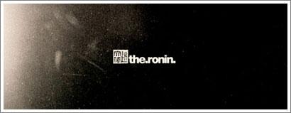 The Ronin demoreel 2007