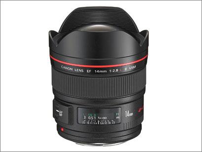 Canon EF 14 mm F2.8 L II USM