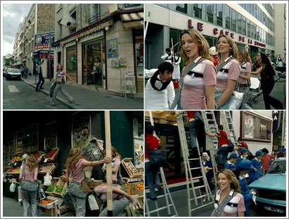Kylie Minogue y Michel Gondry - Come into my world