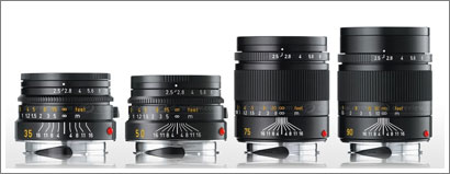 Nueva linea de objetivos Leica: Summarit-M