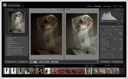 Actualizacion Lightroom 1.2 y Camera Raw 4.2