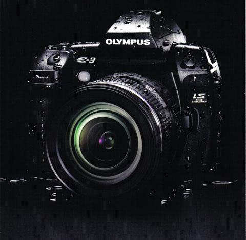 Olympus E3