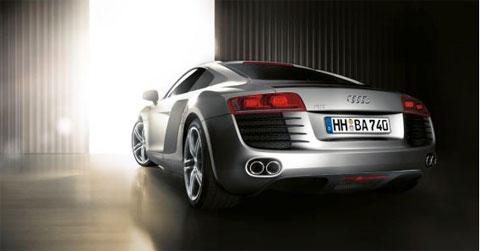 Audi R8 - Born of Powerful ideas