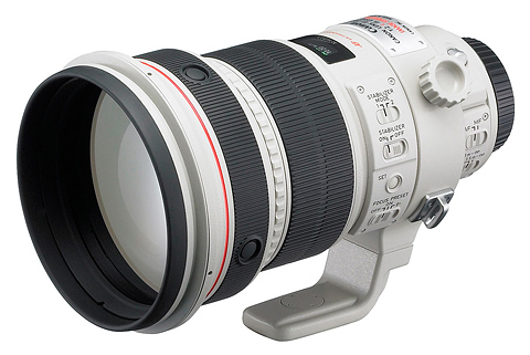 Canon 200 f/2L IS USM