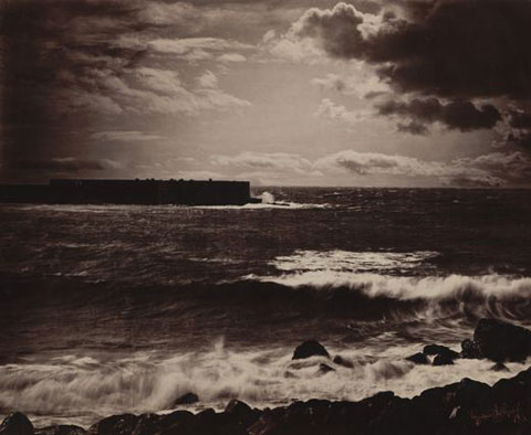 Gustave Le Gray, The Great Wave,