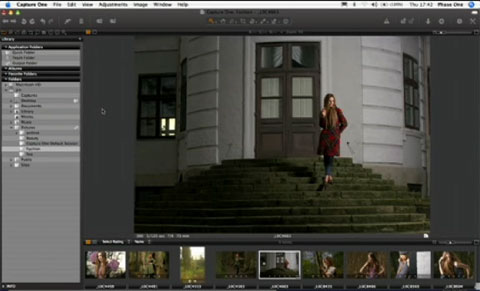 Capture One 4 beta 2