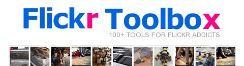 100 utilidades flickr :: Flickr Toolbox