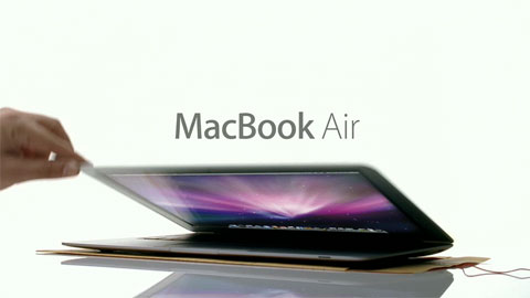 Video Macbook air