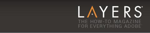 Layers Magazine, tutoriales de Adobe
