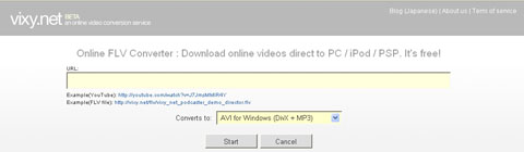 Descarga videos al mac / PC / iPod / PSP…