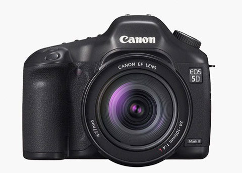 Canon 5d mark II?
