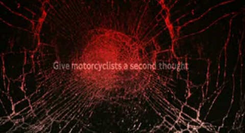 Give motorcyclist a second thought