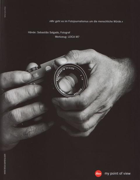 Anuncios Leica