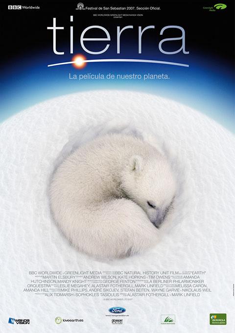Tierra, la película de nuestro planeta