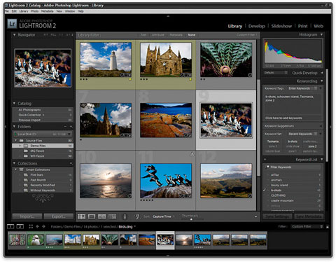 Adobe Photoshop Lightroom 2.0
