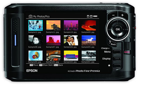 Epson P6000 / Epson P7000