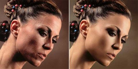 Tutoriales belleza / moda en Photoshop