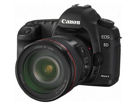 Nueva Canon 5d mark II