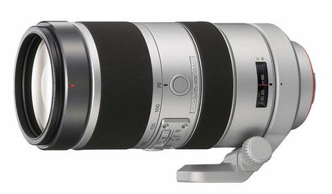 Sony 70-400 mm F4,5-5,6 G SSM