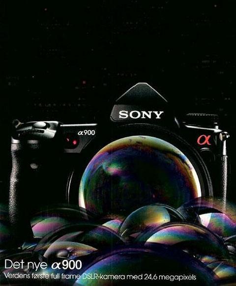Sony A900 :: Especificaciones
