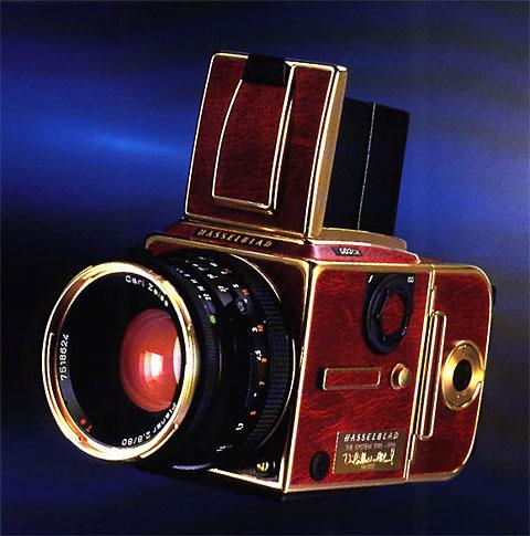 The Hasselblad Gold Supreme