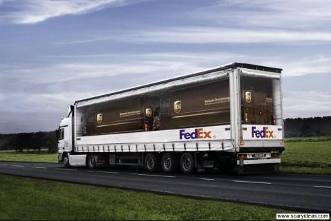 Fedex: UPS Inside