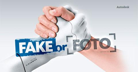 Fake or Photo