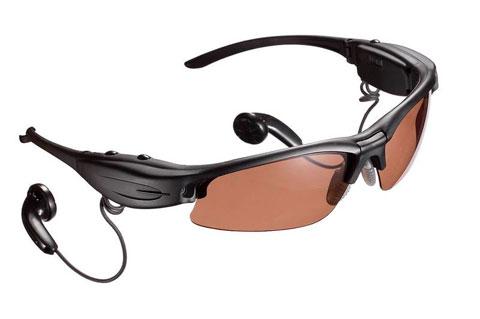 Agent M Digital Sunglasses Camera
