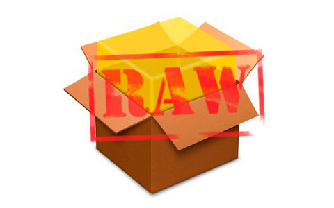 Ejemplos en raw de DSLR