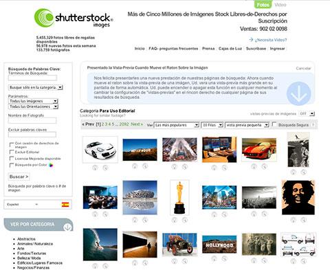 Consejos fotografía microstock