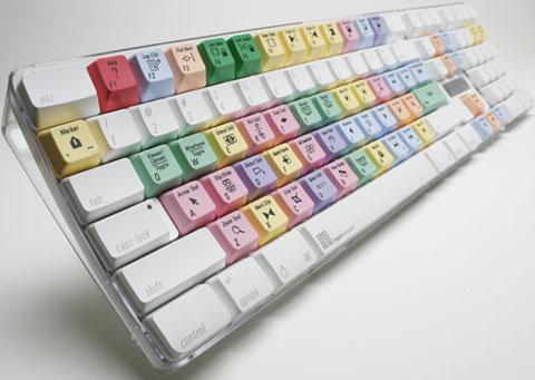 Atajos de teclado Final Cut