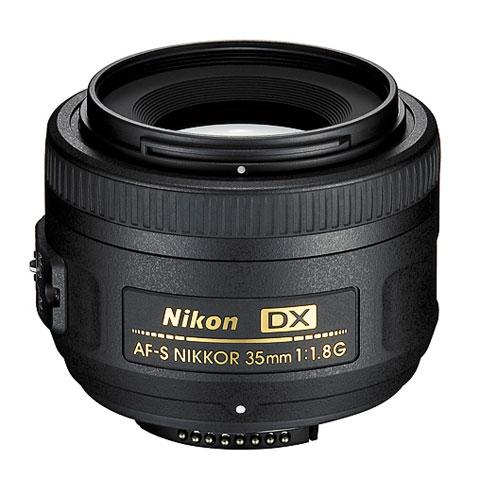 Nikkor AF-S DX 35mm f/1.8 G
